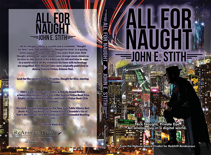 All for Naught by John E. Stith