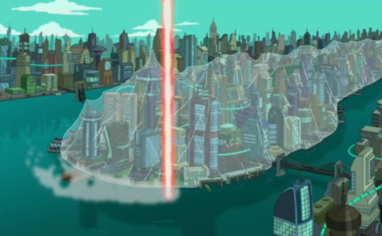 Futurama screen capture