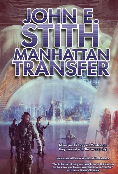Manhattan Transfer by John E. Stith