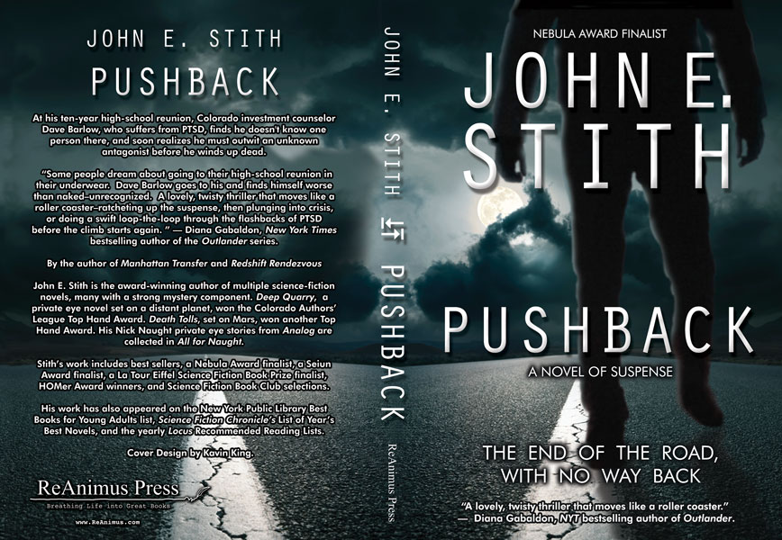 Pushback cover