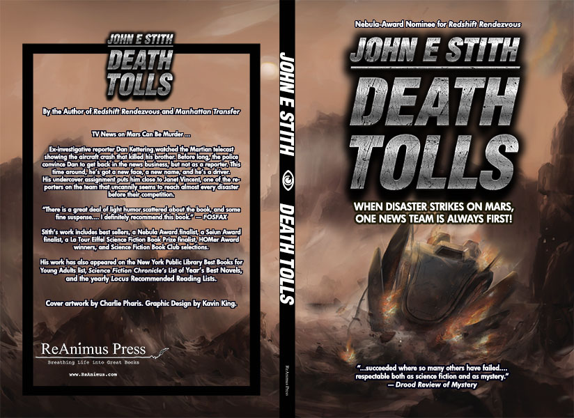 Death Tolls cover