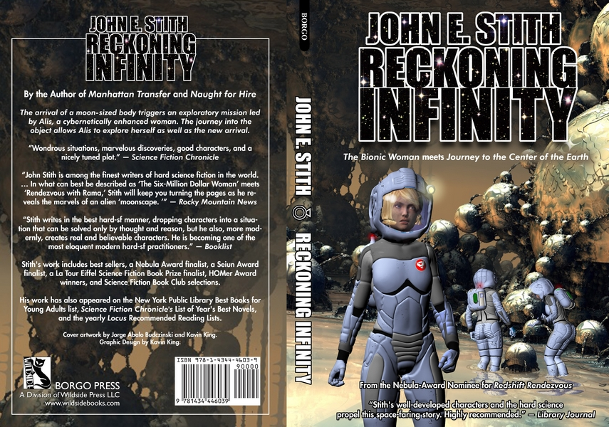 Reckoning Infinity cover