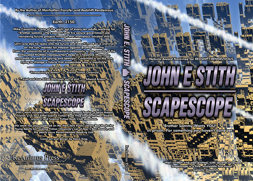 Scapescope cover