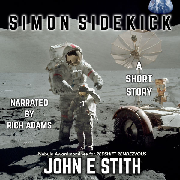 Simon Sidekick by John E. Stith