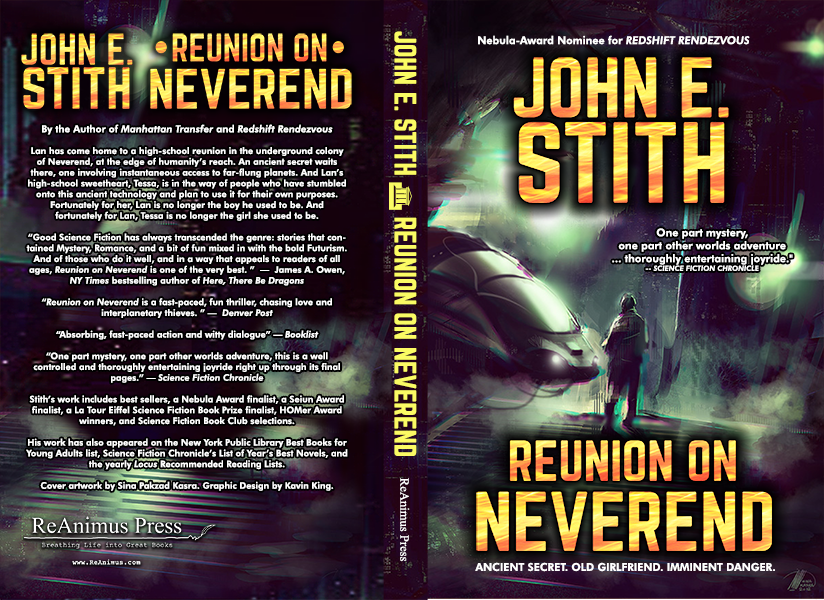 Reunion on Neverend by John E. Stith